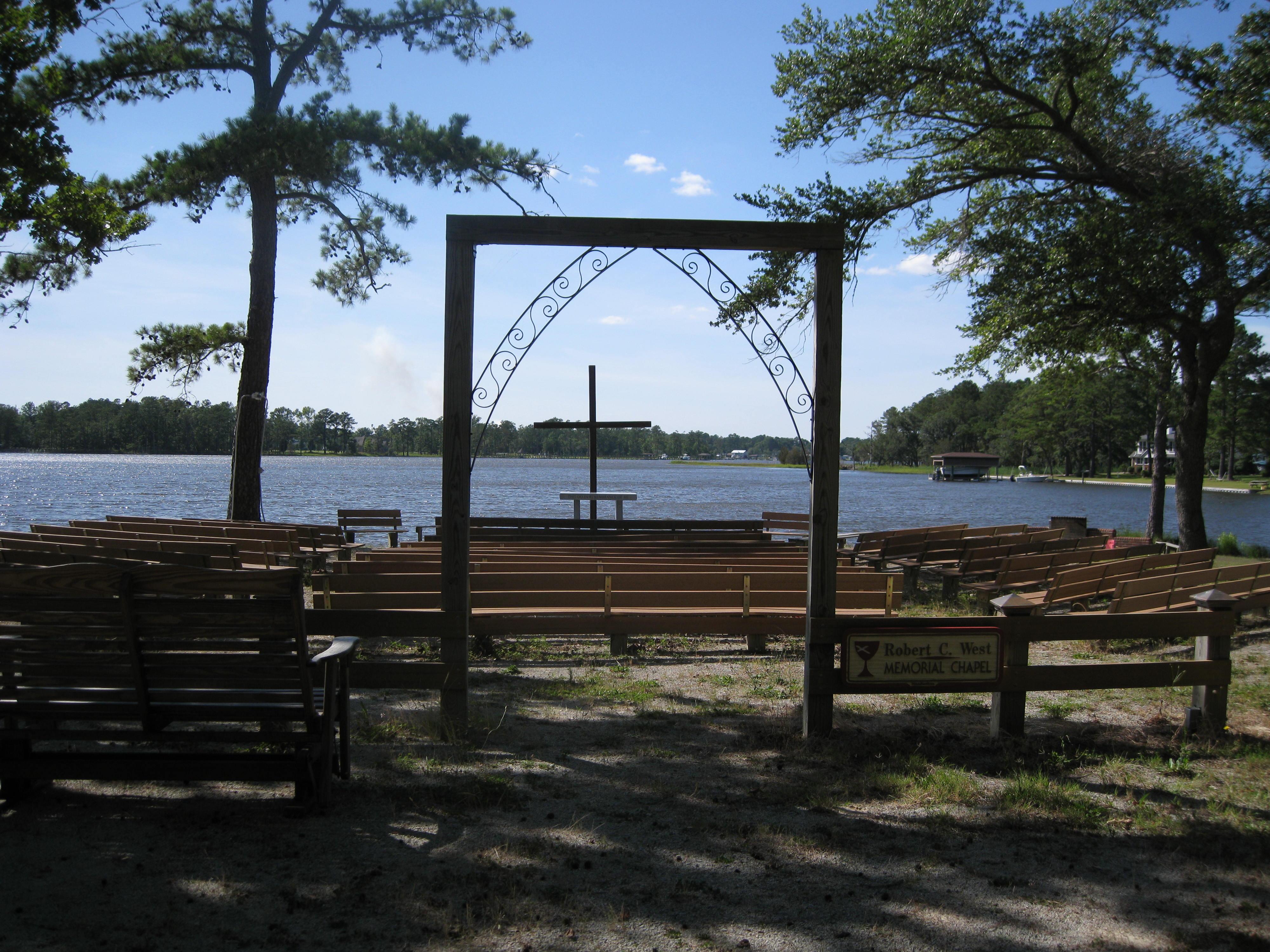 Camp Caroline - Memorial Chapel