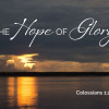 Sunset - The Hope of Glory - Colossians 1:27