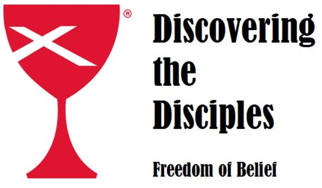 Discover the Disciples - Freedom of Belief