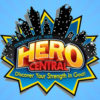 """Hero Central - """"Do good! Seek peace and go after it!"""" —Psalm 34:14b, CEB"""