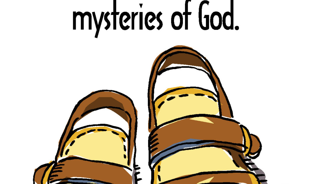 Let a man so account for us, as of the ministers of Christ, and stewards of the mysteries of God.
