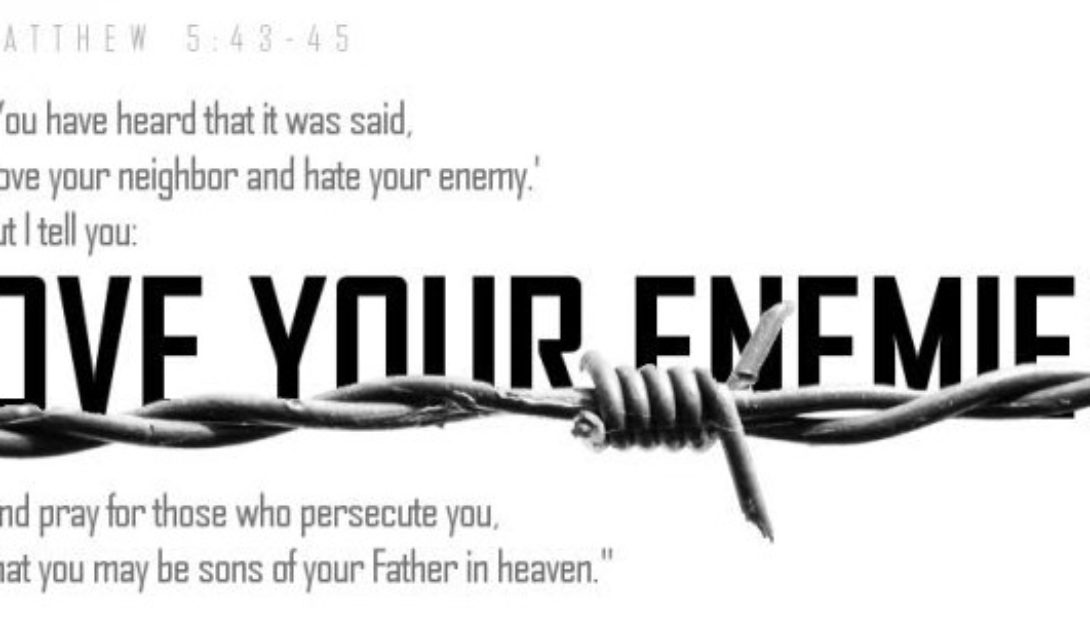 Matthew 5:43-45