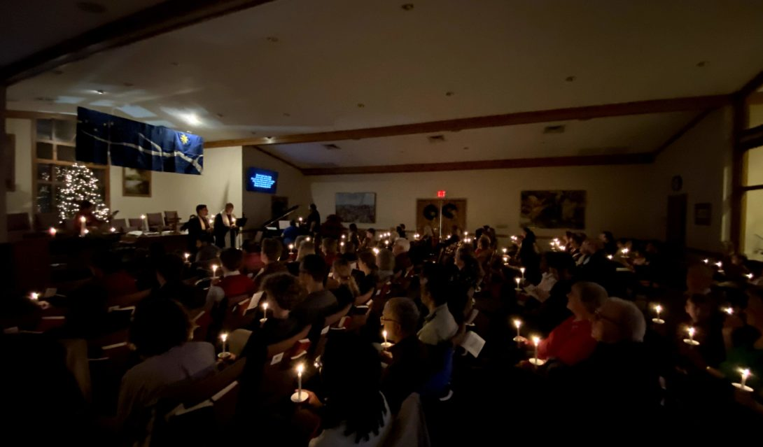 Covenant Candlelight Service